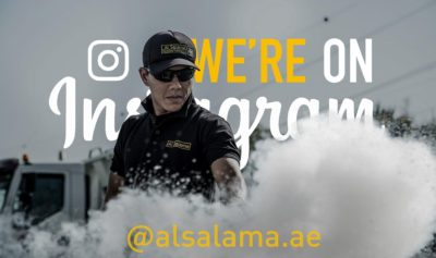 Al Salama are on Instagram!